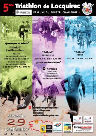 Triathlon de Locquirec 2013 dans Triathlon de locquirec affiche-triloki-20138